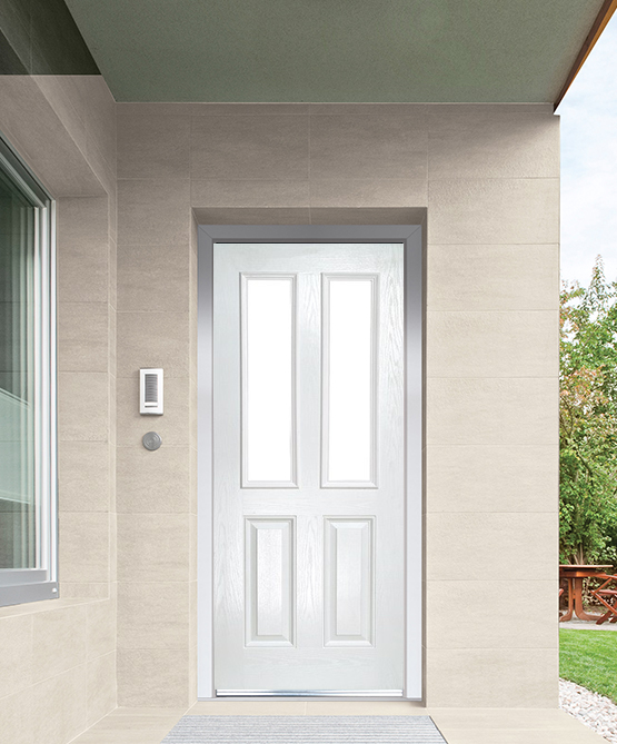 B&Q Windows and Doors on