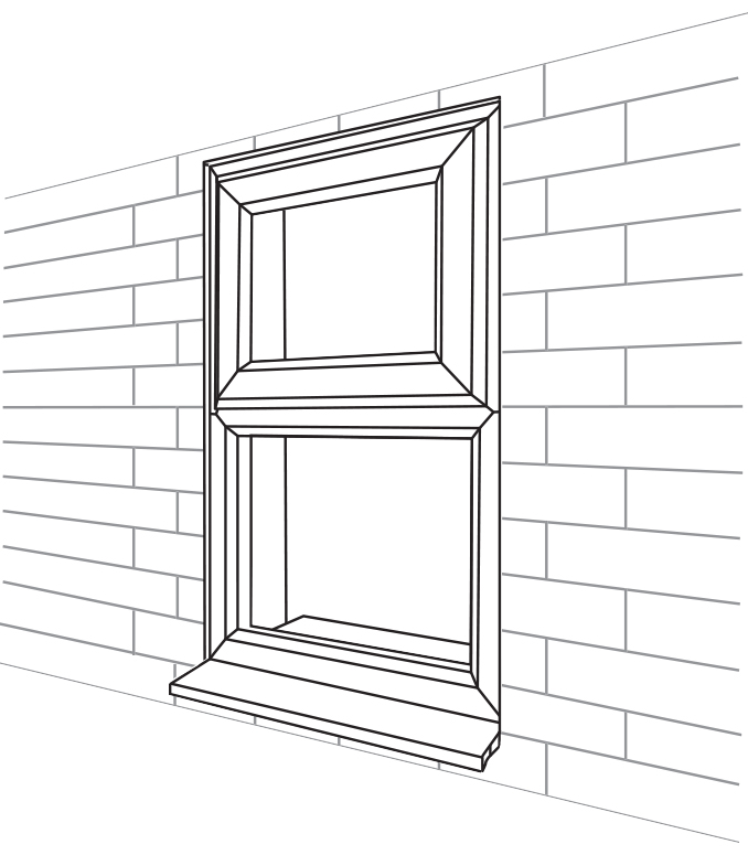 what is a window cill